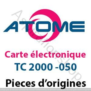 Carte électronique TC2000- 50 CENTRALE ATOME