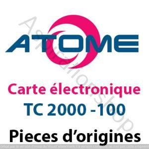 Carte électronique TC2000- 100 CENTRALE ATOME