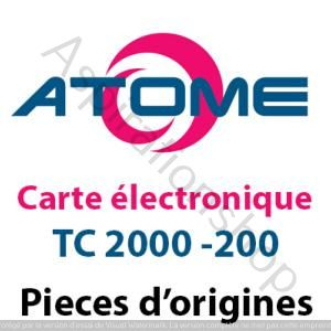 Carte électronique TC2000- 200 CENTRALE ATOME